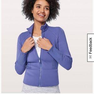 Front and centre jacket lululemon NWT
